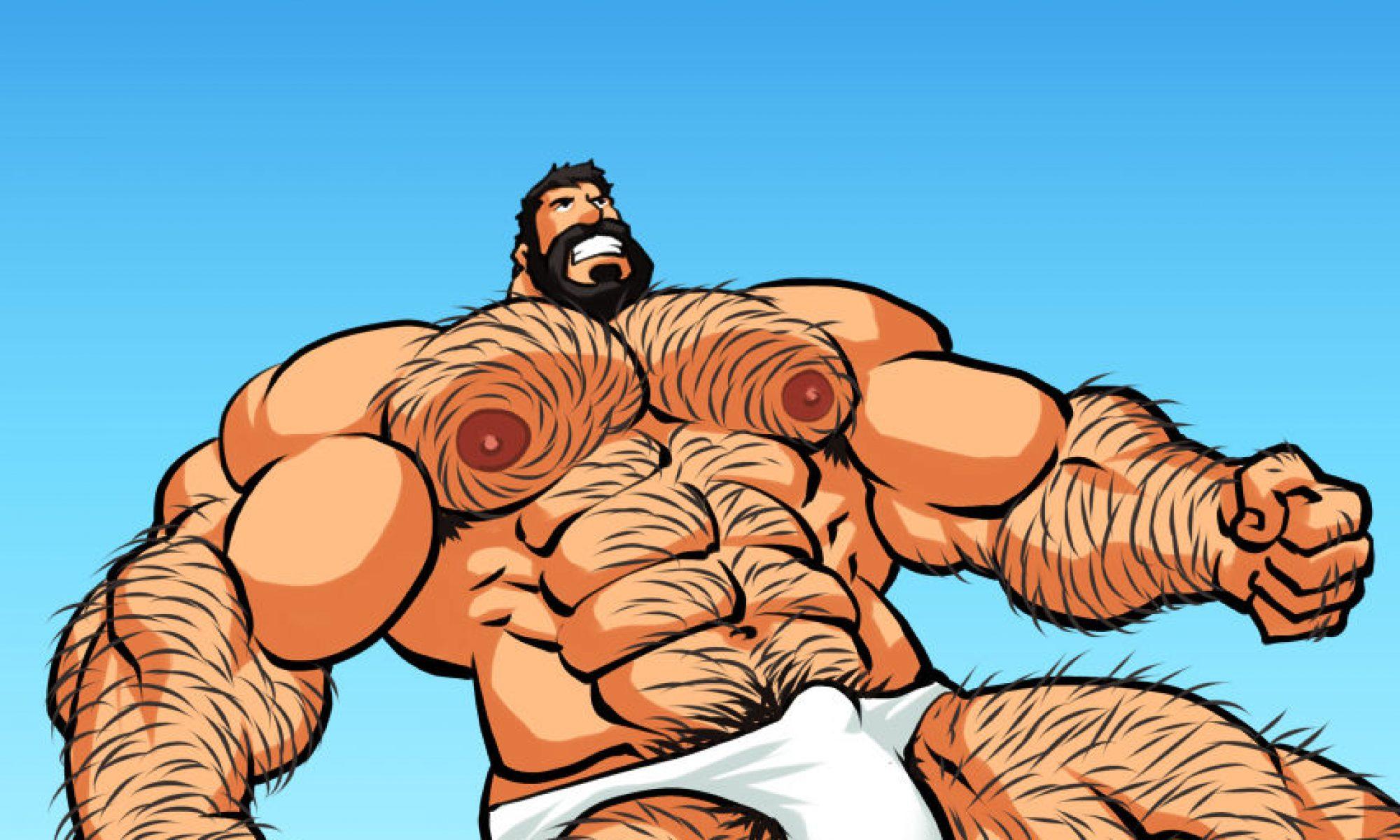 Mauleo's Hercules Comics